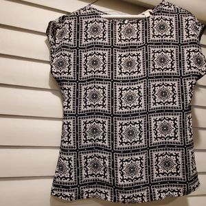 Banana Republic Handkerchief print blouse - XS EUC
